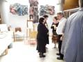Ausstellung. August 2012