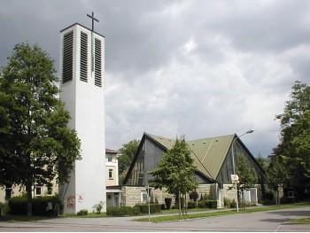 Gr Kirche  in Heilbronn